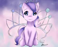 Diamond Tiara - The Pony I want to Be by SumiSunny124