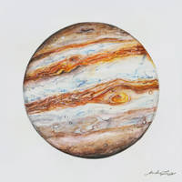 Jupiter by AndreLuizBarbosa