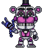 Funtime Freddy Pixel Pop! by Yosho-DA