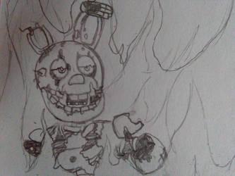 Fazbear's Fright Burns Down! [for Freddit] by yoshipower879