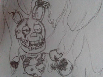 Fazbear's Fright Burns Down! [for Freddit] by Yosho-DA