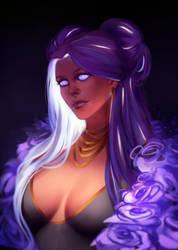 Mistress of Garden by ammatice