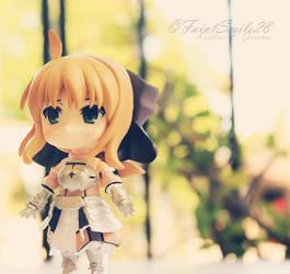 Saber Lily by faintsmile28