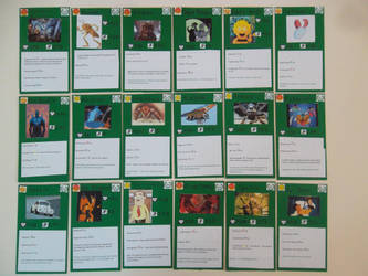 Ultimate Showdown card game : bug by ProfMadness