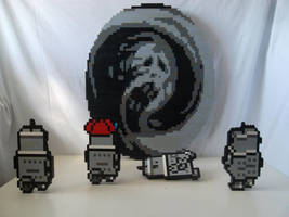 LEGO  Earthbound : Giygas by ProfMadness