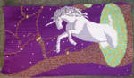Unicorn Portals MiCrochet, Progress 8/9 by FayardHandMadeCrafts