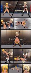 Victoria Vs Choko Part 1 By Fatue by xZeroMan