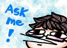 Ask me Anything! by Azuneechan