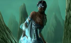 Legacy of Kain Raziel by SaitoMaks