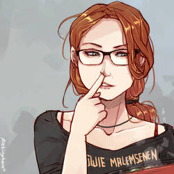 Mrs. Steels by oshirockingham