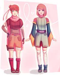 ~ little ninjas ~ by Lee-chan97
