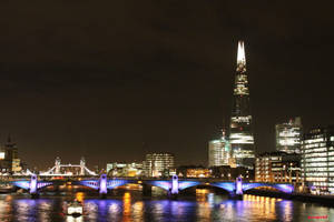 Thames Night by penfold73