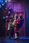 Mad Moxxi and Handsome Jack Heart Breaker 8 by DariaRooz