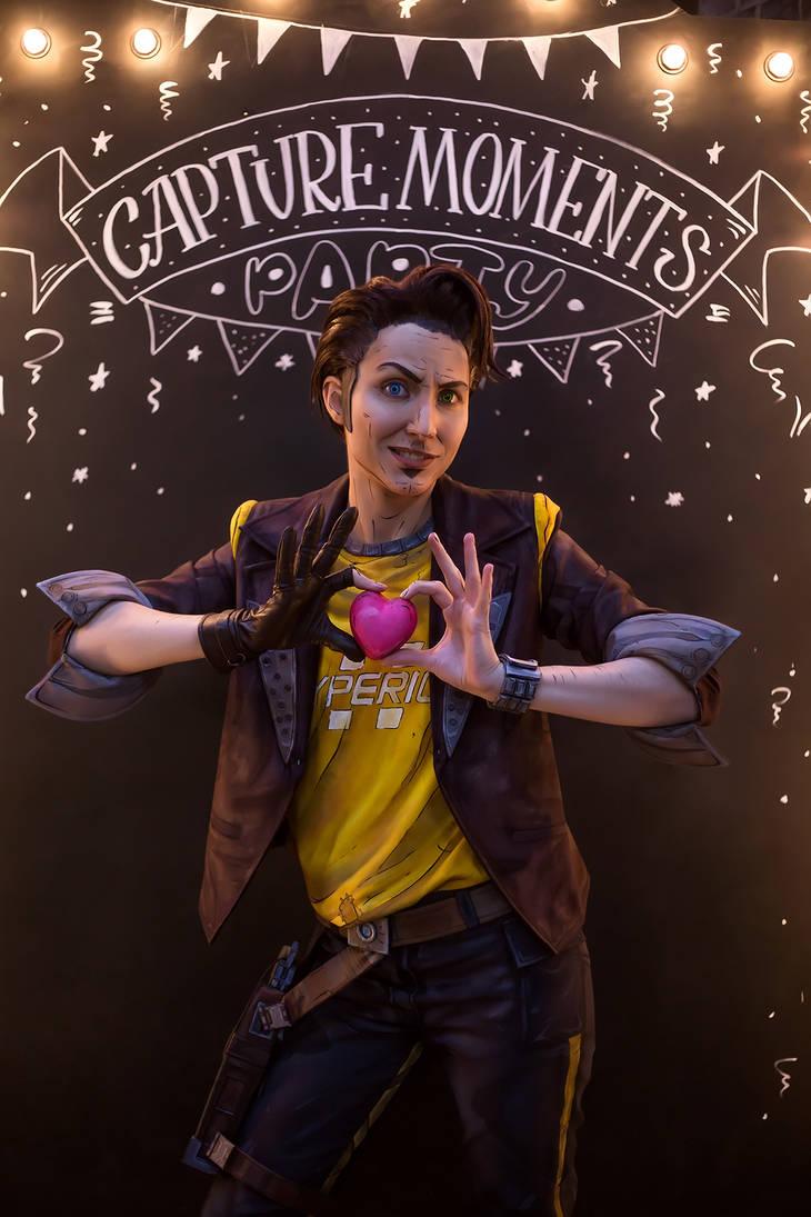 Handsome Jack Valentine's Day 4 by DariaRooz