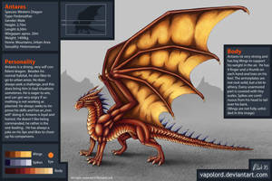 Antares Reference Sheet by Vapolord
