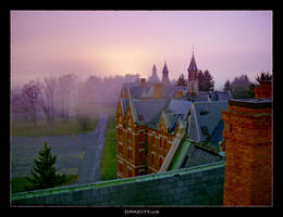 Wards in the Mist by MrMotts