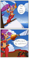 A Pirate's Life by AniMana21