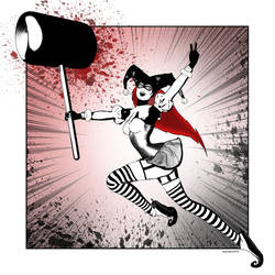Harley the Hammer by TonyLuke