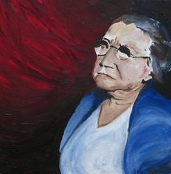 Emma Goldman by shanethayer