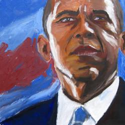 Obama by shanethayer