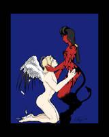 The Devil by olukemi