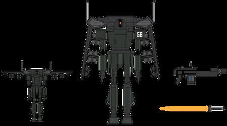 IRS G-33D 'Striker' Autoframe by Target21