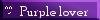 Purple Lil Badge by Kawaii-Demonic-Thing
