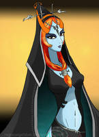 2010_03_05 Midna by RogueAngelAlan