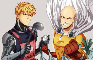 One Punch Man by dahae1014