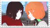 Nuts And Dolts (Ruby x Penny) Stamp by misawafujisaki-stamp