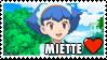 Miette Fan Stamp by misawafujisaki-stamp