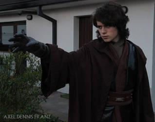 Anakin Skywalker - dark side - Star Wars Cosplay by Axel3601