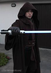 Anakin Skywalker - ligh power - Star Wars Cosplay by Axel3601
