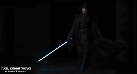 Anakin Skywalker - Lightsaber - Star Wars Cosplay by Axel3601