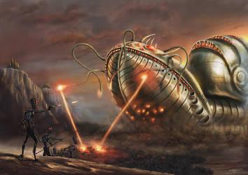 The Warslug by Elderscroller