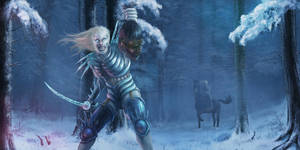 White Walkers Concept by Elderscroller