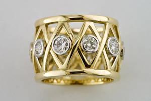 Weaved Ring by carpe0diem
