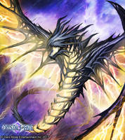 Storm Dragon by John-Stone-Art