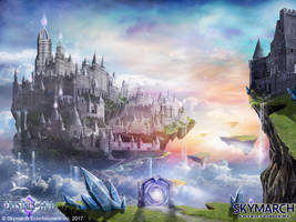 Skymarch by John-Stone-Art