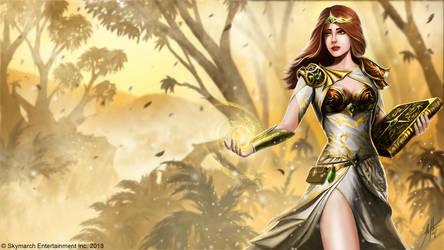 Lilly Goldheart by John-Stone-Art