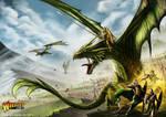 The Elven Host by John-Stone-Art