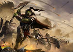 The Orc Horde by John-Stone-Art