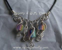 Rainbow Falls by cyborgbutterfly
