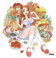 Food ! by DavidRaphet