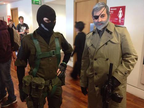 My Msf Soldier Cosplay At Eirtakon 2014 By Badhairdaygamer On Deviantart