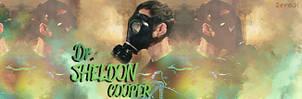 Dr Sheldon Cooper by xelagfx