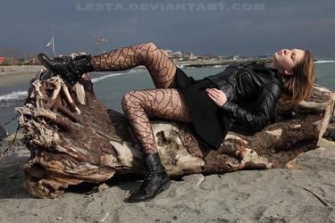 in the sun... by Lesta