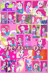 EQ: Pinkie Pie by PrincessEmerald7