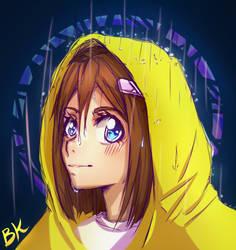 Rain Coat by AzzouBK