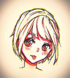 Sketch_Study_6 by AzzouBK